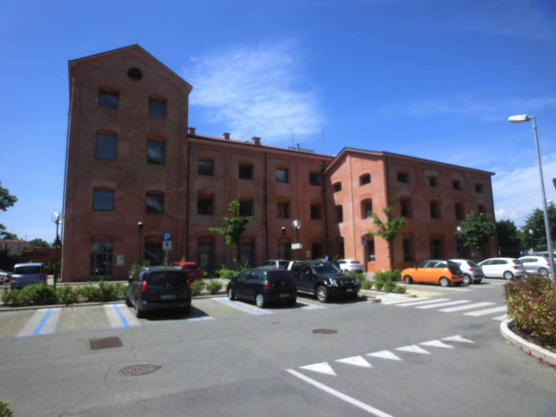 Ufficio In Affitto Via Cogne Mq 70 A Imola