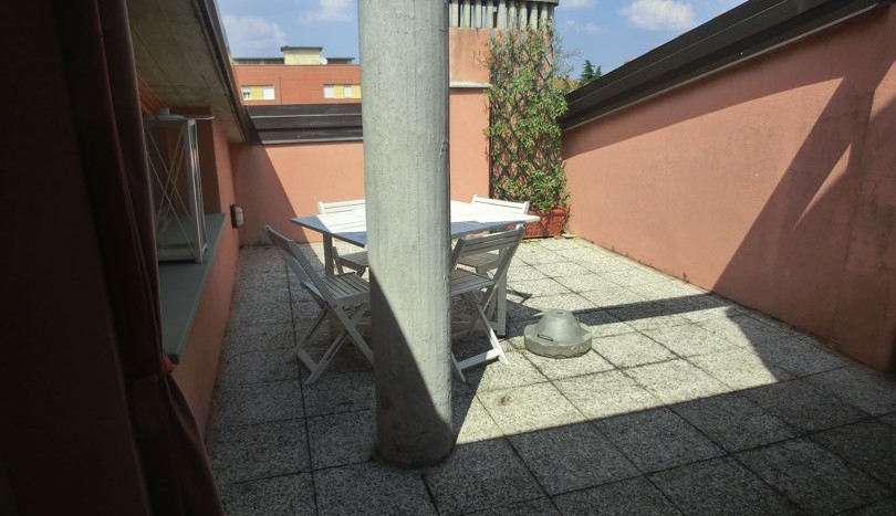Lastrico solare mansarda