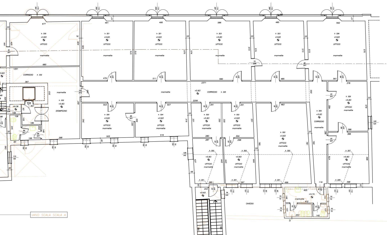 Planimetria unità immobiliare
