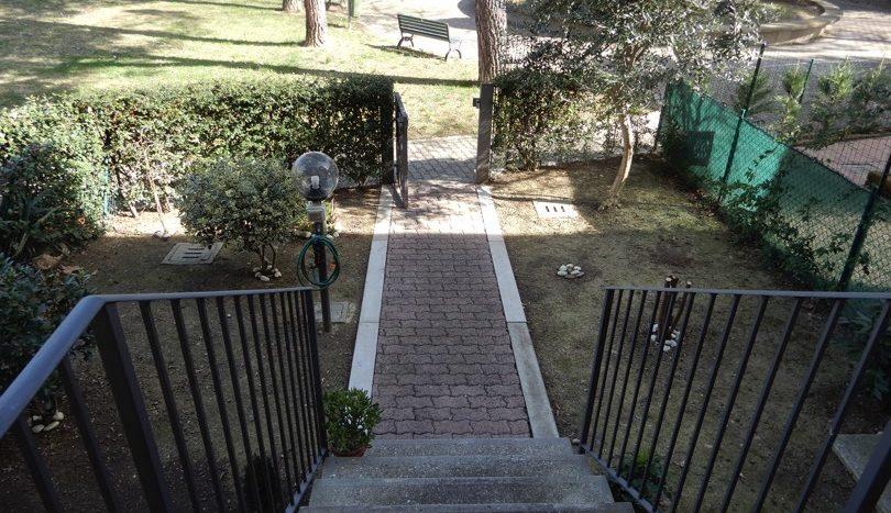 Giardino/ingresso