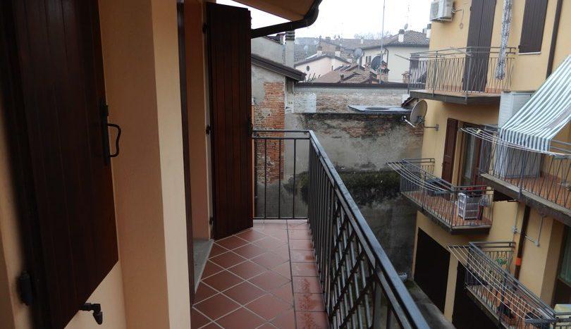 Balcone piano secondo