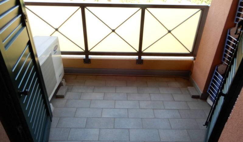 Balcone letto singola