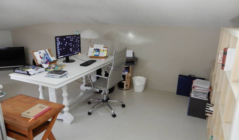 Studio/Mansarda