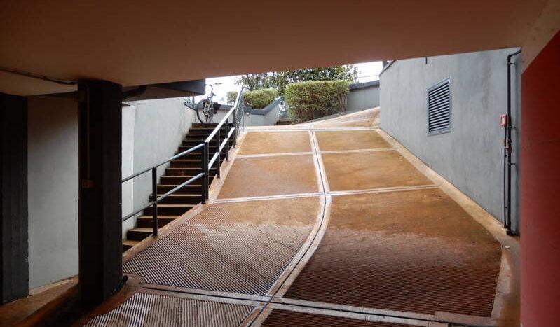 Rampa accesso
