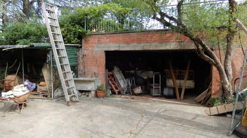 Garage esterno