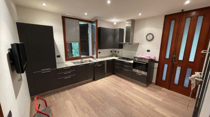 Cucina alloggio piccolo