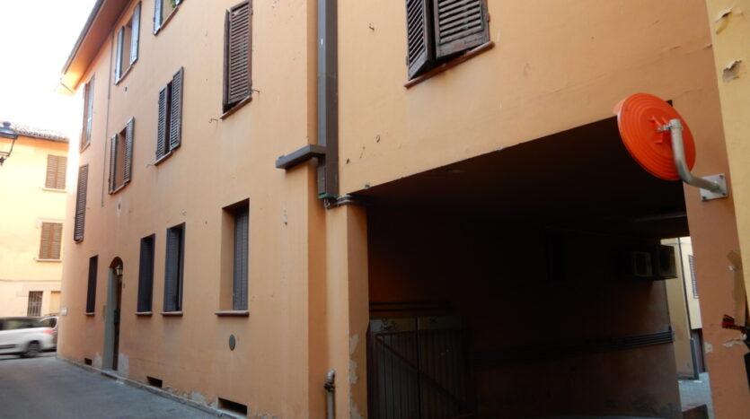 Accesso garage